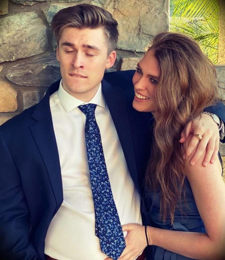 Ludwig Ahgren with his girlfriend QTCinderella