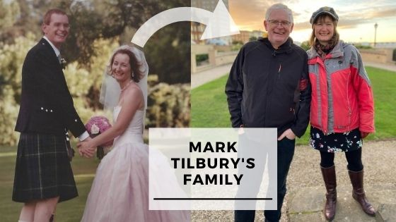 You are currently viewing Rare Photos of Mark Tilbury's Wife, Son & Parents & Siblings
