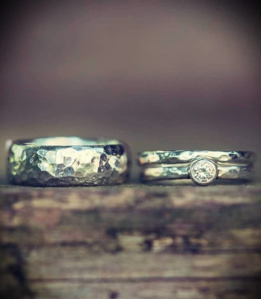 Mike Boyd's engagement rings