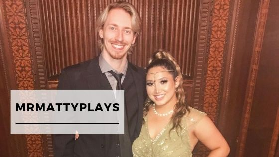 Top 12 Pictures Of MrMattyPlays With His Girlfriend