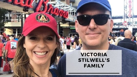11 Rare Pics Of Victoria Stilwell With Her Husband & Daughter