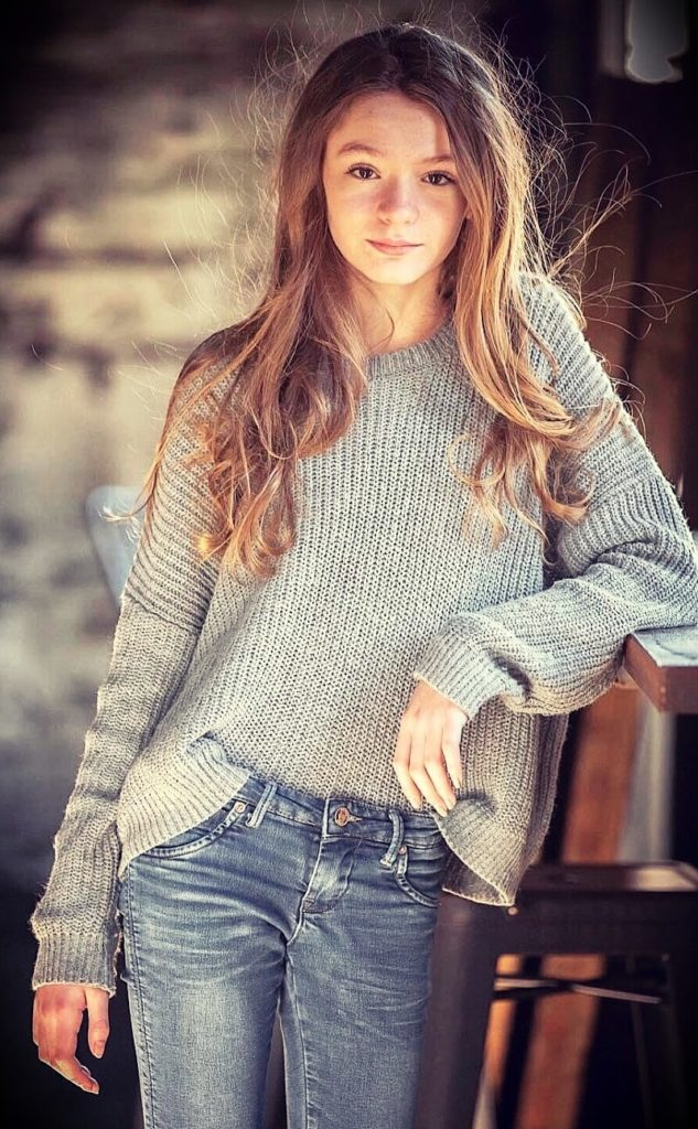 Victoria Stilwell's daughter Alex