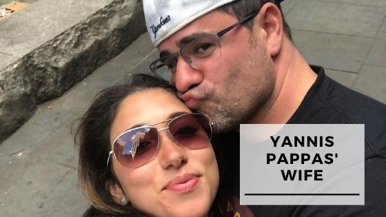 Read more about the article 11 Rare Pictures Of Yannis Pappas With His Wife