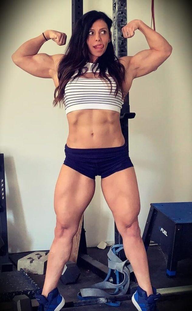 Chad Wesley's girlfriend Marisa Inda