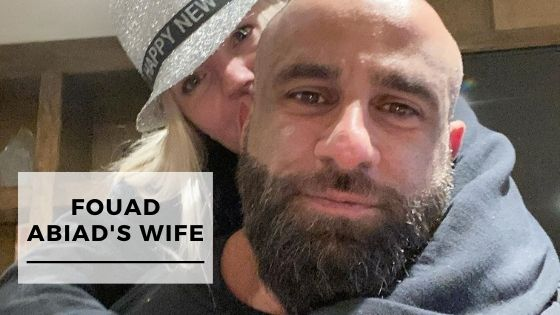 You are currently viewing 11 Pics Of Fouad Abiad With His Wife