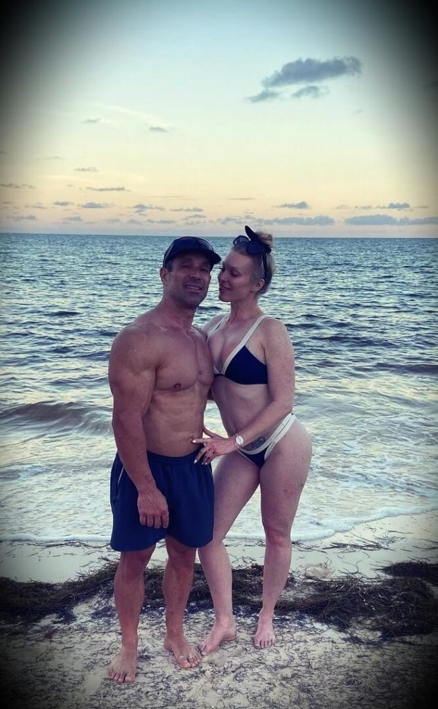 Greg Doucette's girlfriend Allyson Smith