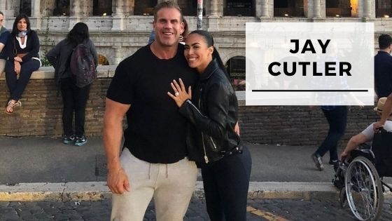 Pictures Of Bodybuilder Jay Cutler With His Girlfriend