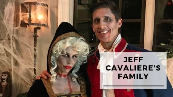 17 Rare Pics Of Jeff Cavaliere With His Wife & Children