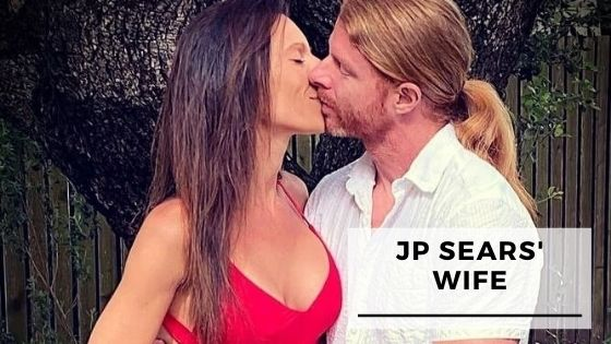 Read more about the article Top 12 Pics Of JP Sears With His Wife