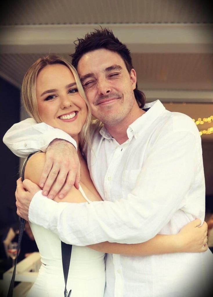 LazarBeam with his girlfriend Ilsa Watkins