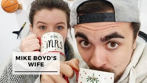 You are currently viewing 14 Pics Of Youtuber Mike Boyd With His Wife
