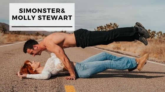 Read more about the article 10 Pics Of Simonster With His Girlfriend Molly Stewart