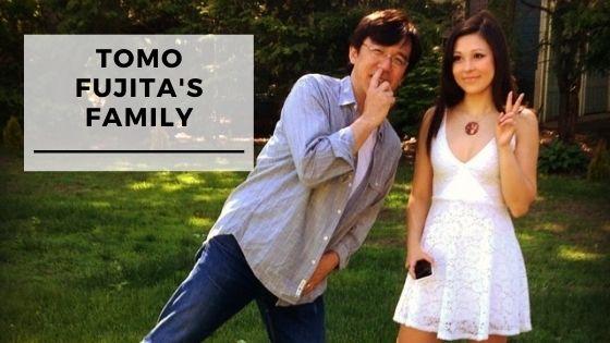 12 Rare Pics Of Tomo Fujita With His Wife & Daughter