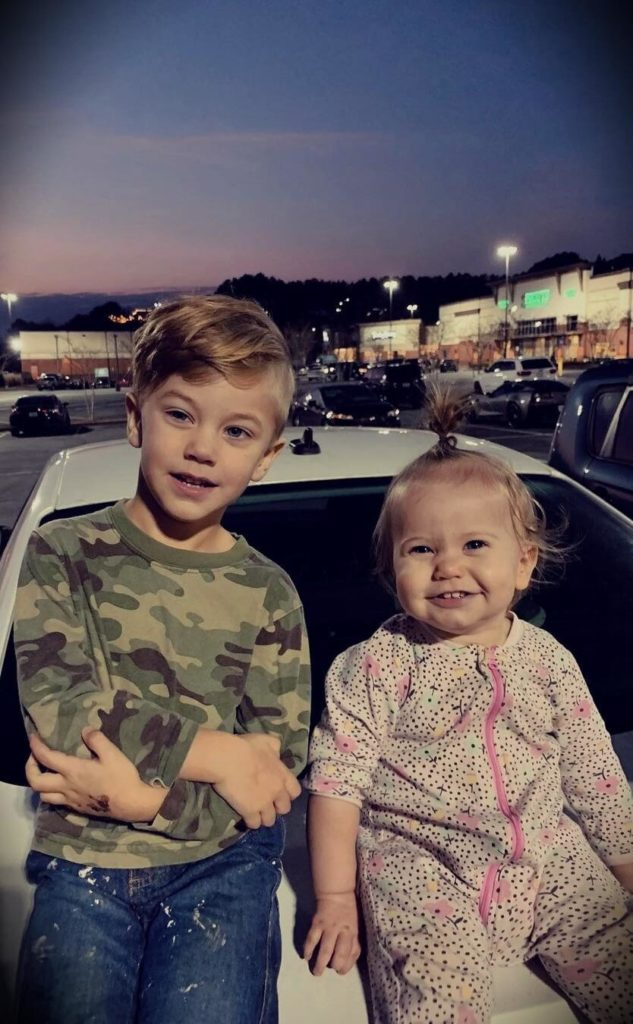 Casey Cooper's children