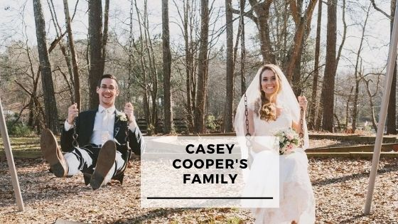 You are currently viewing 13 Pics Of Drummer Casey Cooper With His Wife