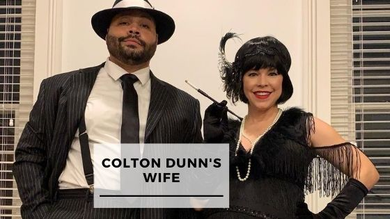 Top 10 Pics Of Colton Dunn With His Wife