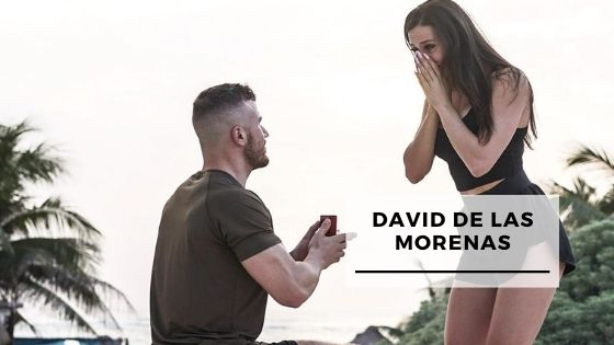 Read more about the article Top 17 Pics Of David de las Morenas With His Fiancée