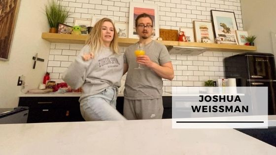 Read more about the article Top 12 Pics Of Joshua Weissman With His Girlfriend