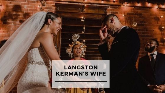 Top 14 Pics Of Langston Kerman With His Wife
