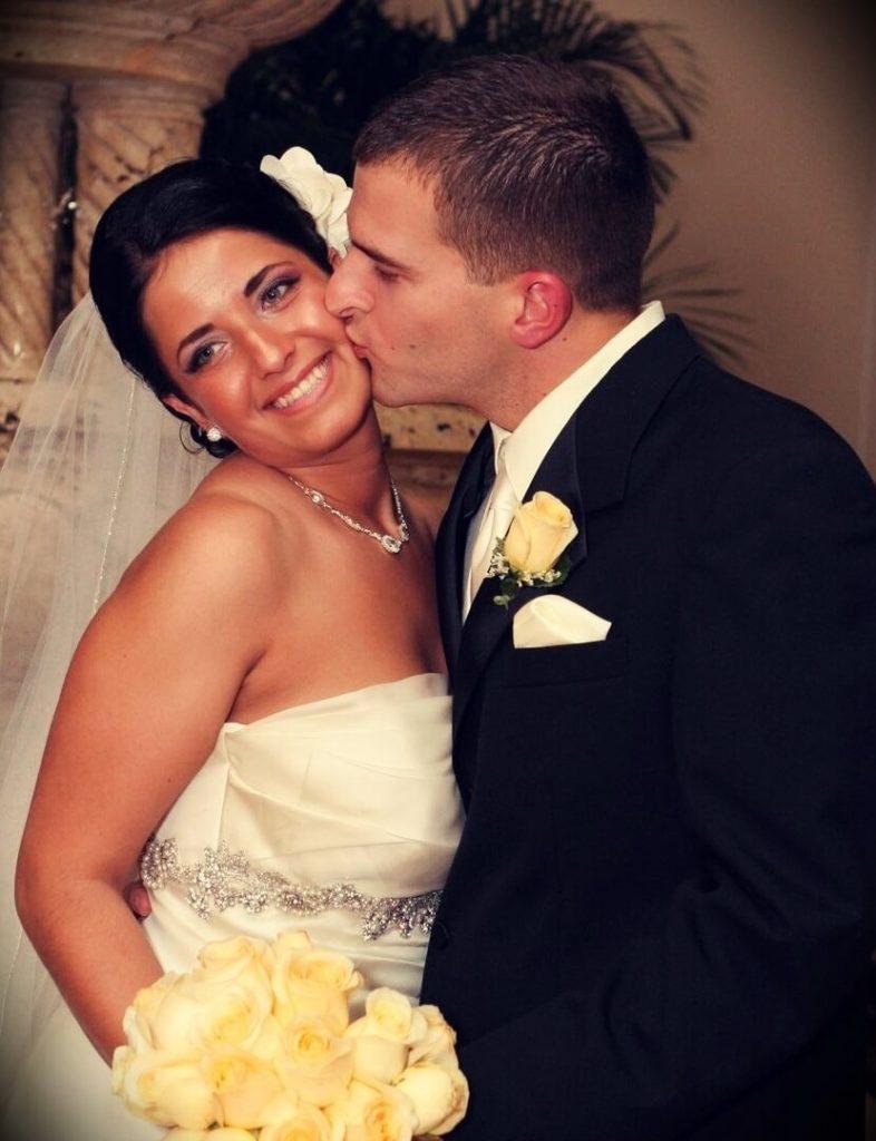 Laura Vitale (Laura in the Kitchen) with her husband Joe Vitale