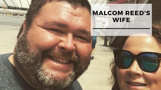 Read more about the article Top 11 Pics Of Malcom Reed With His Wife