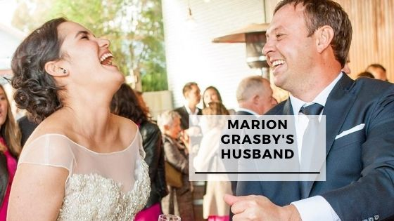 Read more about the article Top 15 Pics Of Marion Grasby With Her Husband