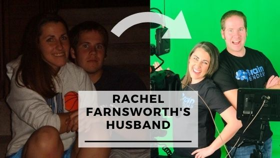Read more about the article 8 Rare Pics Of Rachel Farnsworth With Her Husband