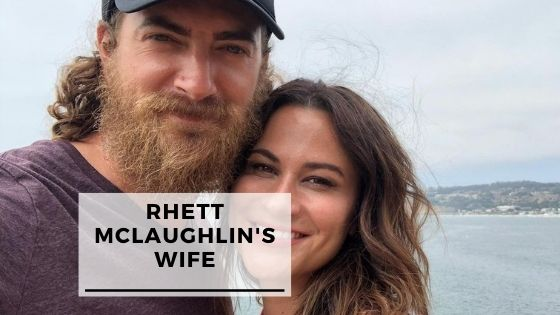 Read more about the article Top 13 Pics of Rhett McLaughlin With His Wife