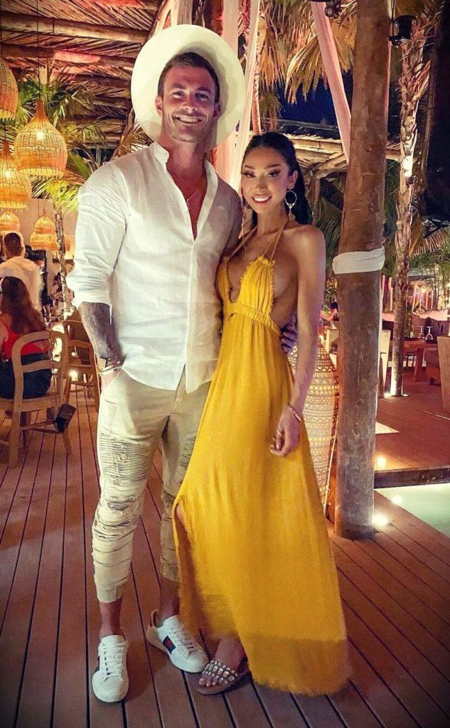 90 Day Fiance star Jonathan Rivera and new girlfriend