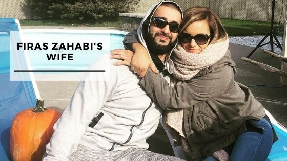You are currently viewing Top 12 Pics Of Firas Zahabi With His Wife