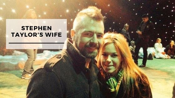 Read more about the article Top 8 Pics Of Drummer Stephen Taylor With His Wife