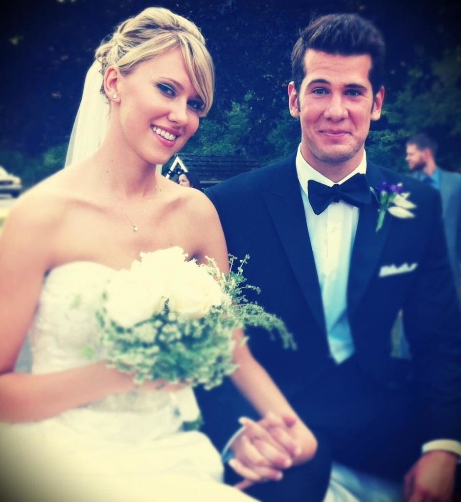 Steven Crowder with his wife Hilary Crowder