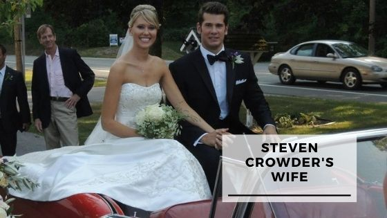 11 Rare Pics Of Steven Crowder With His Wife