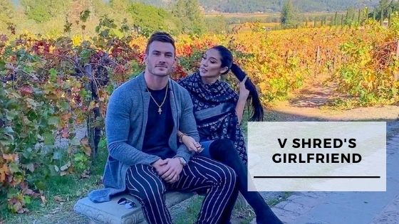 Top 12 Pics Of V Shred With His Girlfriend Ashley Rossi
