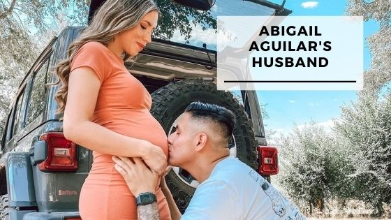 Read more about the article Top 12 Pics Of Abigail Aguilar With Her Husband