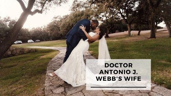 Top 16 Pics Of Doctor Antonio J. Webb With His Wife