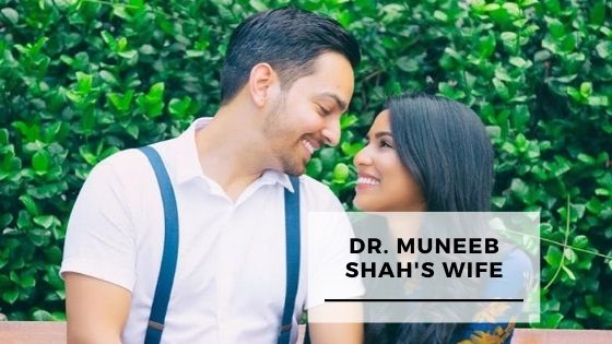 Top 15 Pics Of Dr. Muneeb Shah With His Wife
