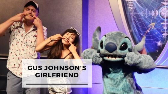 You are currently viewing Top 15 Pics Of Gus Johnson With His Girlfriend