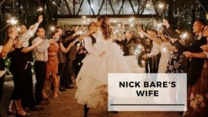 Top 12 Pics Of Nick Bare With His Wife Stefany Bare