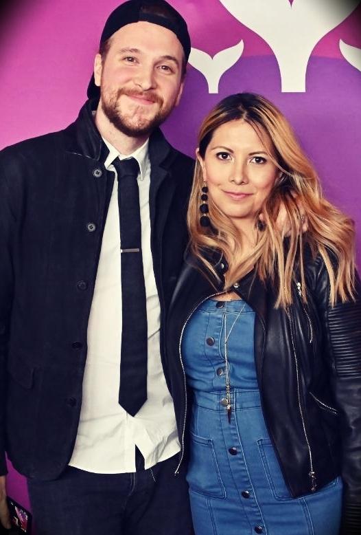 Peter McKinnon with his wife Janice McKinnon