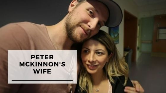 Read more about the article 7 Rare Pics Of Peter McKinnon With His Wife