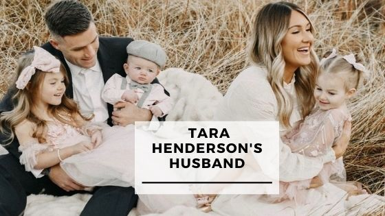 Top 9 Pics Of Tara Henderson With Her Husband
