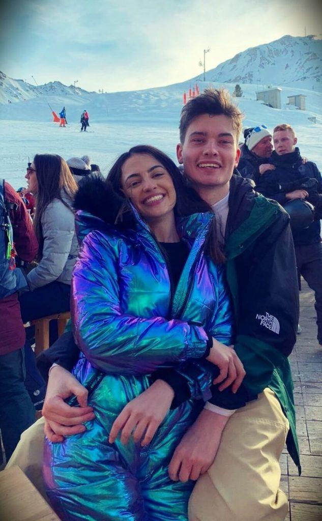 WillNE with his girlfriend Miaxmon (Mia Moonaghanoly)