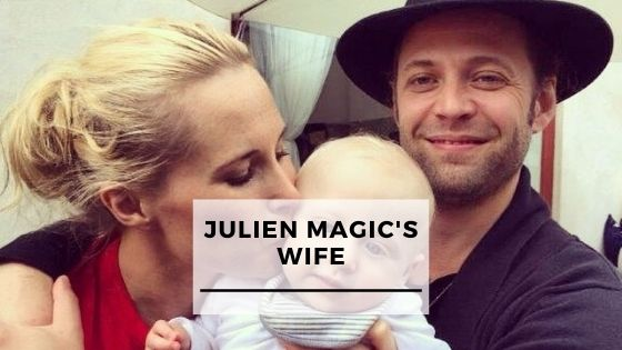 Read more about the article Top 10 Pics Of Julien Magic With His Wife