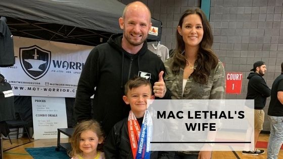 8 Rare Pics Of Mac Lethal With His Wife