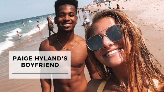 Read more about the article Top 10 Pics Of Paige Hyland With Her New Boyfriend