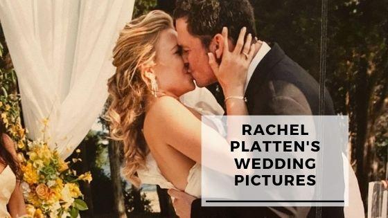 Top 11 Pics Of Rachel Platten's Wedding