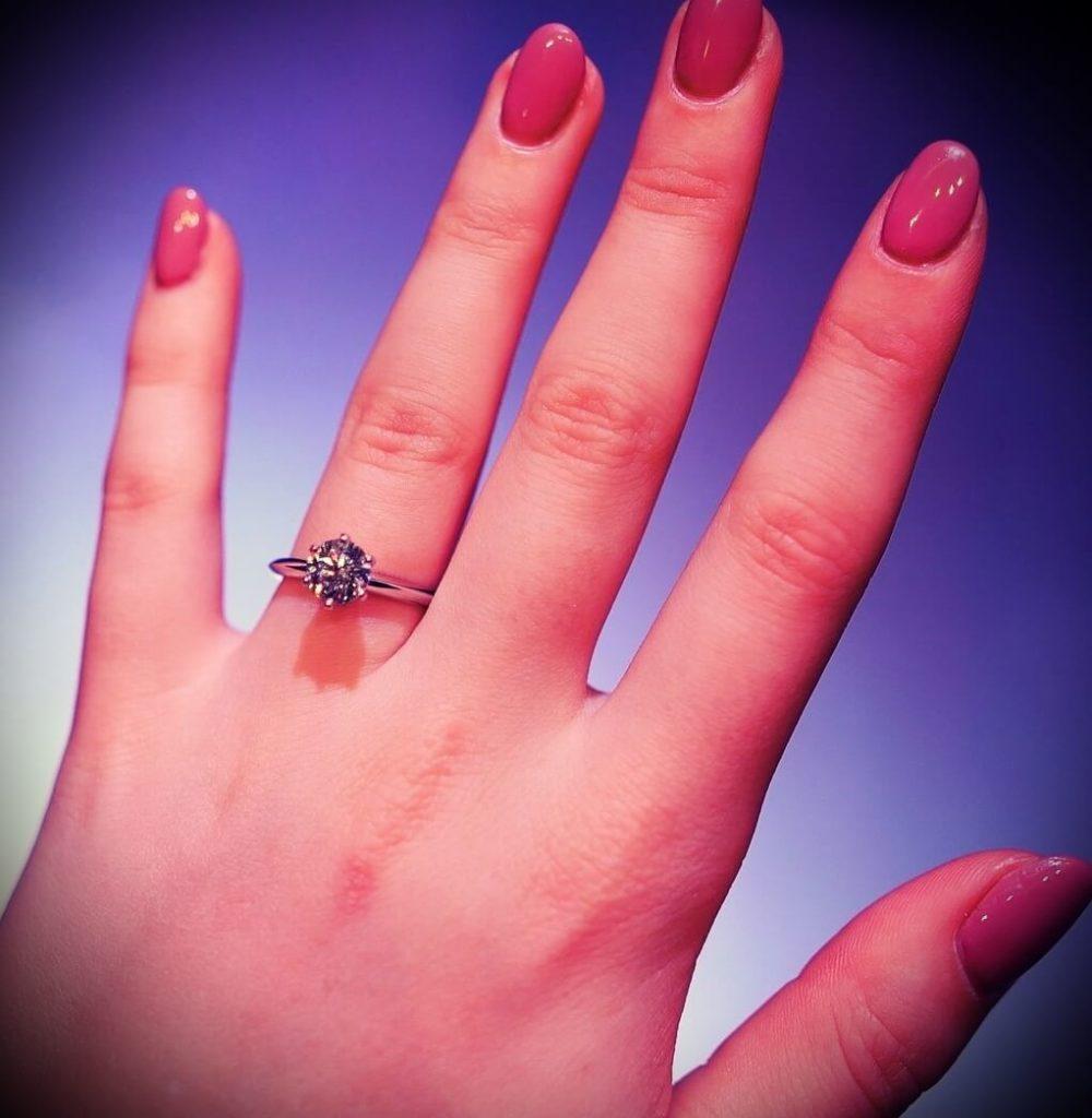 Shin Lim's wedding ring