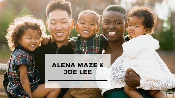 Top 14 Pics Of Alena Maze With Her Husband Joe Lee