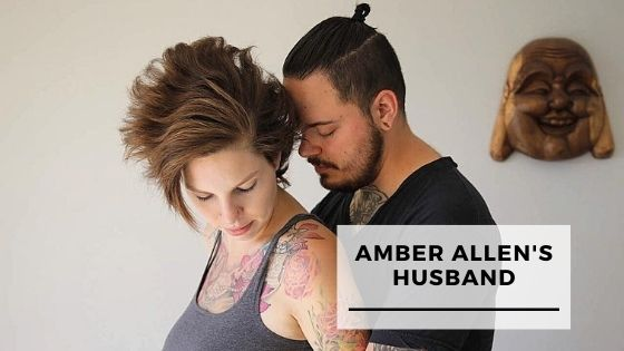 Read more about the article Top 10 Pics Of Amber Allen With Her Husband